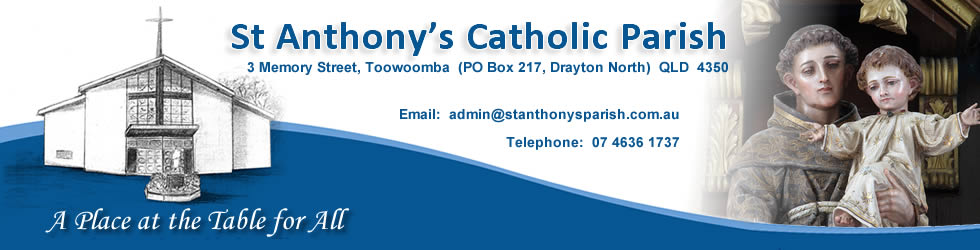 St Anthony's Catholic Community